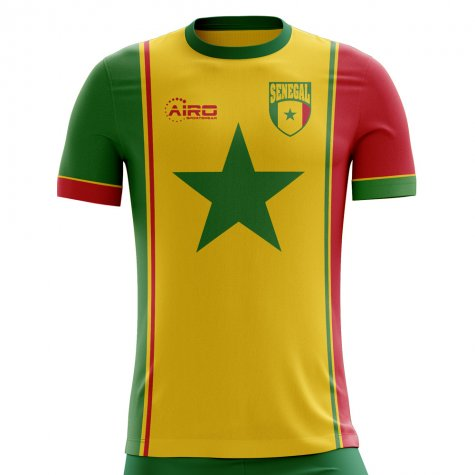 2020-2021 Senegal Third Concept Football Shirt (Gueye 5)