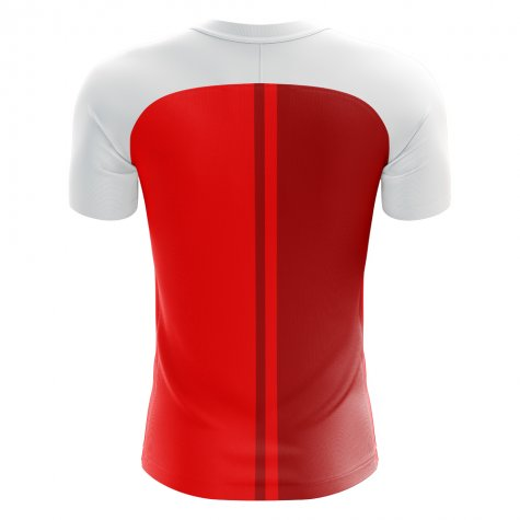 2020-2021 Switzerland Home Concept Football Shirt (Fernandes 16)