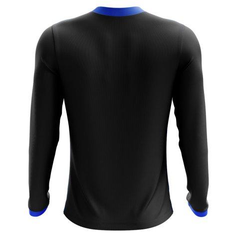 2020-2021 Iceland Long Sleeve Third Concept Football Shirt (Kids)