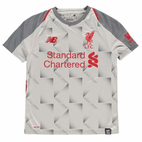 2018-2019 Liverpool Third Football Shirt (Fabinho 3) - Kids
