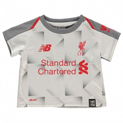2018-2019 Liverpool Third Baby Kit (Mane 10)