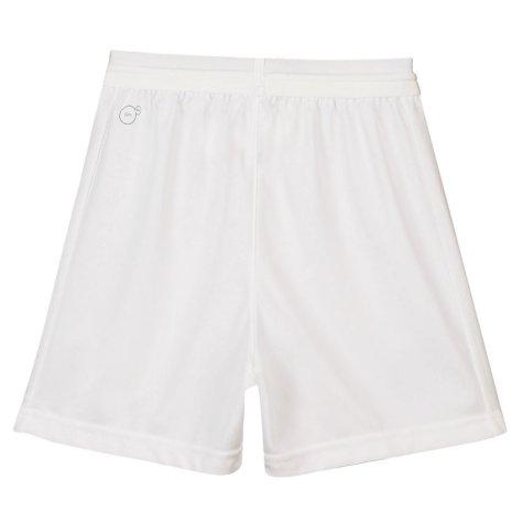 2018-2019 Olympique Marseille Puma Home Shorts (White) - Kids