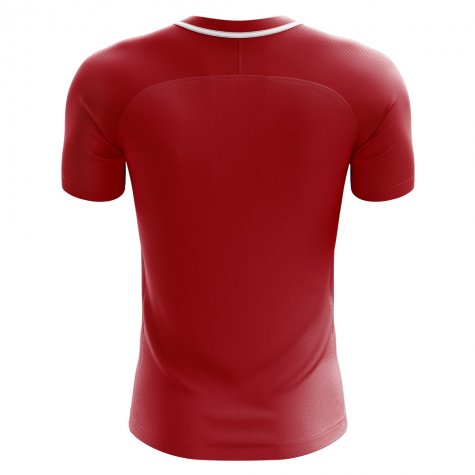 2018-2019 Bahrain Home Concept Football Shirt - Baby