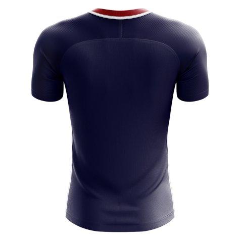 2020-2021 American Samoa Home Concept Football Shirt - Little Boys