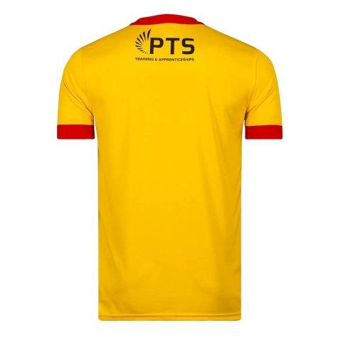 2018-2019 Northampton Town Away Football Shirt