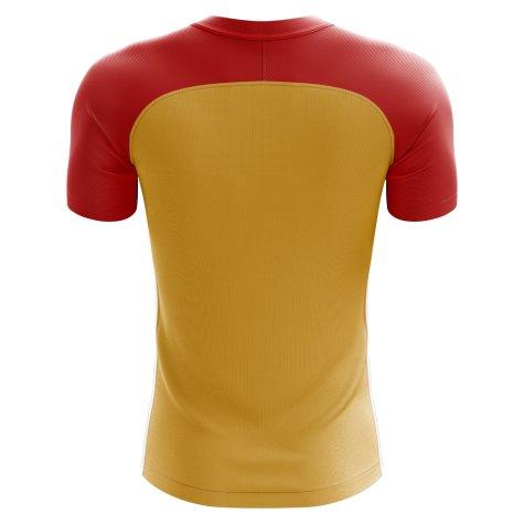 2018-2019 Bhutan Home Concept Football Shirt (Kids)