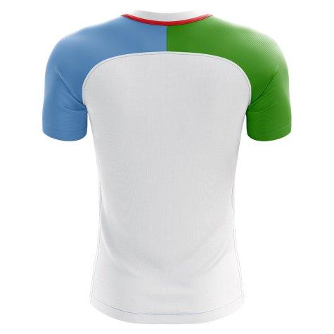 2020-2021 Djibouti Home Concept Football Shirt (Kids)