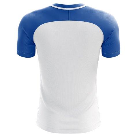 2018-2019 Faroe Islands Home Concept Football Shirt