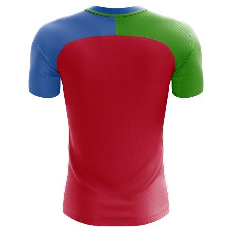 2020-2021 Eritrea Home Concept Football Shirt - Baby