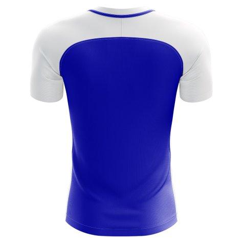 2018-2019 El Salvador Home Concept Football Shirt (Kids)
