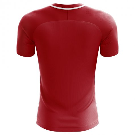2018-2019 French Polynesia Home Concept Football Shirt