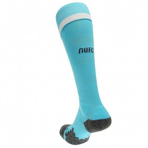 2018-2019 Newcastle Third Football Socks (Blue) - Kids