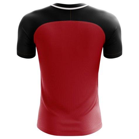 2018-2019 Iraq Home Concept Football Shirt (Kids)