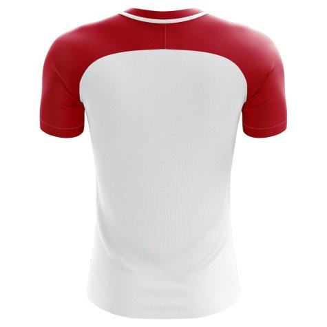 2018-2019 Jersey Home Concept Football Shirt