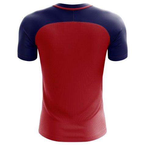 2018-2019 Laos Home Concept Football Shirt