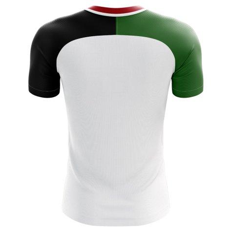2018-2019 Jordan Home Concept Football Shirt