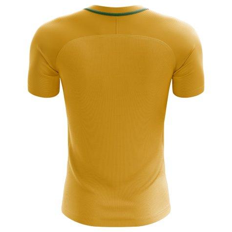 2018-2019 Lithuania Home Concept Football Shirt