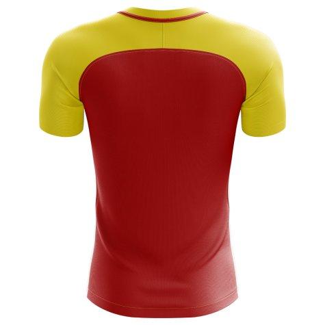 2018-2019 Macedonia Home Concept Football Shirt - Womens