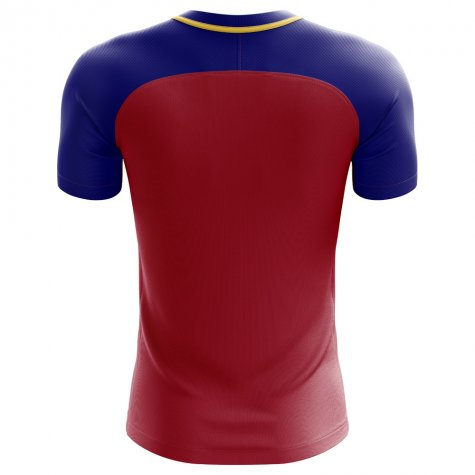 2018-2019 Liechtenstein Home Concept Football Shirt (Kids)