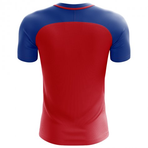 2018-2019 North Korea Home Concept Football Shirt