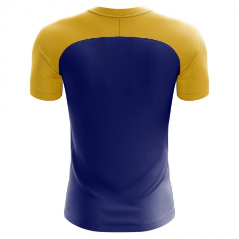2018-2019 Nauru Home Concept Football Shirt