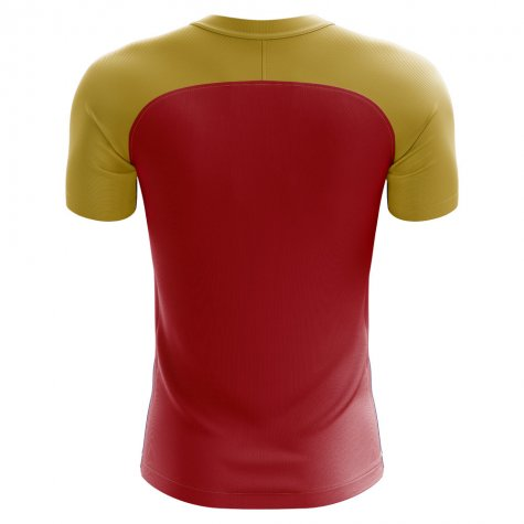 2018-2019 Montenegro Home Concept Football Shirt
