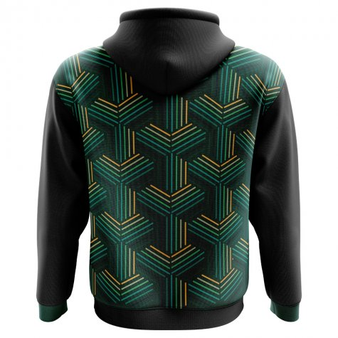 2020-2021 Nigeria Third Concept Football Hoody