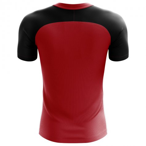 2020-2021 Trinidad and Tobago Home Concept Football Shirt