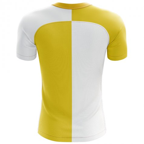 2018-2019 Vatican City Home Concept Football Shirt
