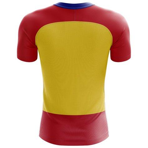 2018-2019 Venezuela Home Concept Football Shirt (Kids)
