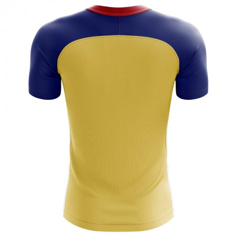 2018-2019 Seychelles Home Concept Football Shirt