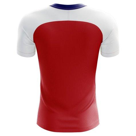 2018-2019 Saba Home Concept Football Shirt