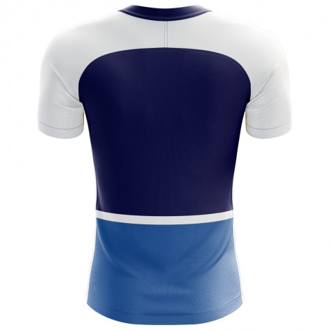 2018-2019 Anguilla Home Concept Football Shirt