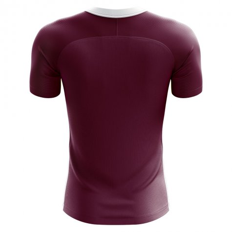 2020-2021 Qatar Home Concept Football Shirt - Baby
