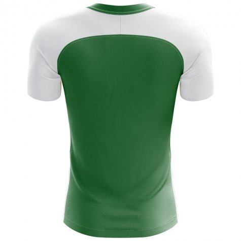 2018-2019 Nigeria Flag Home Concept Football Shirt - Baby