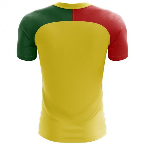 2018-2019 Ethiopia Home Concept Football Shirt - Baby