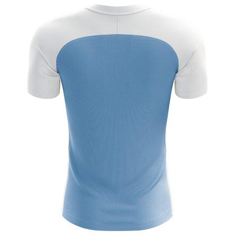 2018-2019 Micronesia Home Concept Football Shirt
