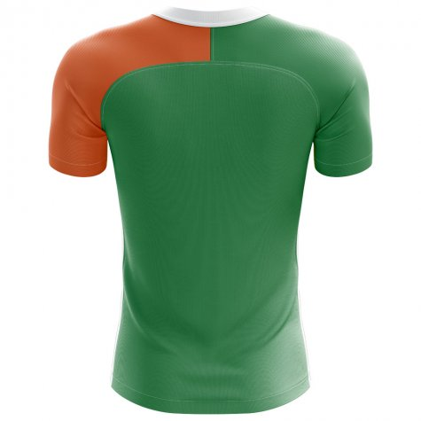 2018-2019 Ireland Flag Concept Football Shirt - Baby