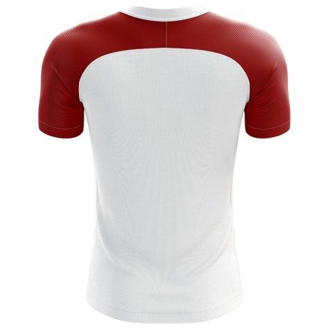 2018-2019 Japan Flag Concept Football Shirt (Kids)