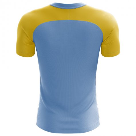 2018-2019 Tuvalu Home Concept Football Shirt