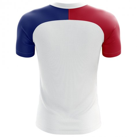 2020-2021 Serbia Flag Concept Football Shirt - Little Boys
