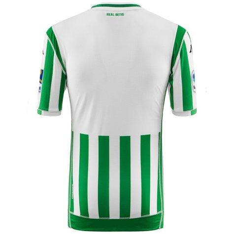 2018-2019 Real Betis Kappa Home Shirt
