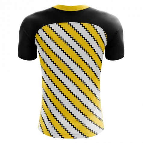 2018-2019 AEK Athens Home Concept Football Shirt