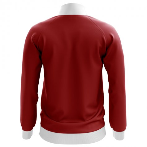 Egypt Concept Football Track Jacket (Red)
