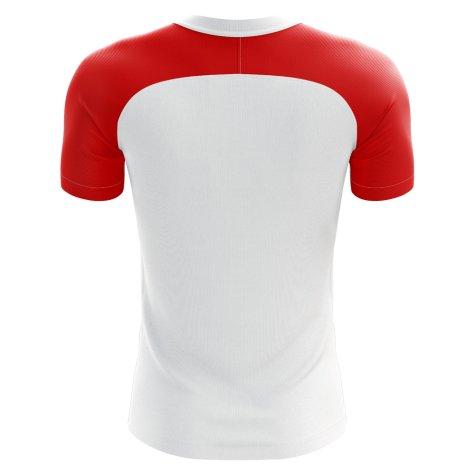 2020-2021 Red Star Belgrade Home Concept Football Shirt (Kids)