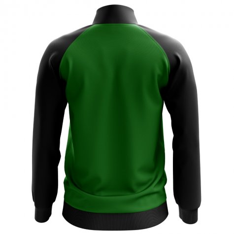 Mexico Concept Football Track Jacket (Green) - Kids