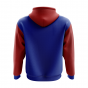 Ajaria Concept Country Football Hoody (Blue)