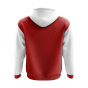 Austria Concept Country Football Hoody (Red)