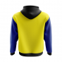 Barbados Concept Country Football Hoody (Yellow)