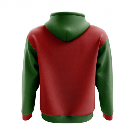 Belarus Concept Country Football Hoody (Red)